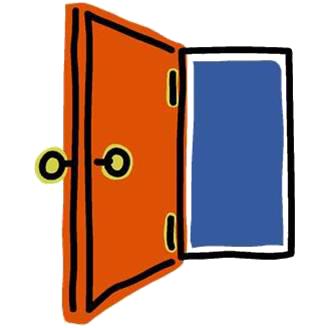 Монтаж складных дверей